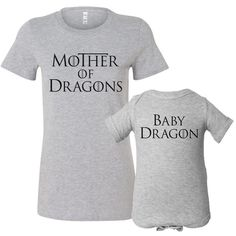 33 Awesome 'Game Of Thrones' Onesies For Your Little Khaleesi