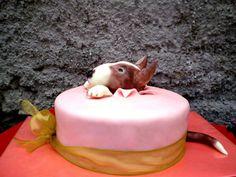 #Bull #Terrier Cake