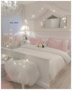 79 Pink + Blue Summer Bedroom - 3 easy steps for the perfect summer bedroom € . - 79 Pink + Blue Summer Bedroom – 3 simple steps for the perfect summer bedroom € …, # - Teen Room Decor, Room Ideas Bedroom, Dream Bedroom, Master Bedroom, Cozy Bedroom, Master Suite, Bedroom Furniture, Girly Bedroom Decor, Bedroom Decor For Teen Girls Dream Rooms