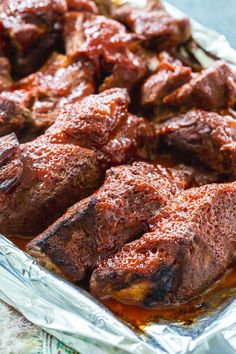 Instant Pot Country Style Ribs- you won't believe how tender and flavorful country-style ribs cooked in a pressure cooker are. Wonderfully juicy and slathered in bbq sauce. These ribs have lots of smokiness. Pressure Cooker Ribs, Instant Pot Pressure Cooker, Pressure Cooker Recipes, Pressure Cooking, Slow Cooker, Country Ribs Recipe, Country Style Pork Ribs, Crock Pot Country Ribs, Instant Pot Ribs Recipe