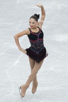 Elene Gedevanishvili(Georgia) : NHK Trophy 2012