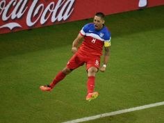 Clint Dempsey - Ghana - USA 1:2