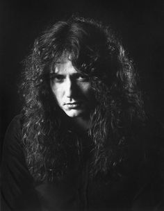 Unique pic <3  ^-^ Long Hair Forever , Davy ... Rock n' Hair