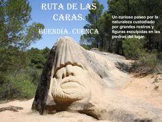 ruta-de-las-caras-de-buenda by Carolina Flores Prieto via Slideshare