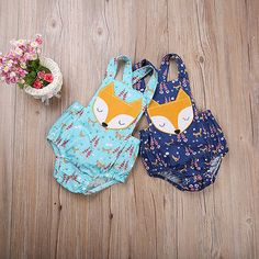 >> Click to Buy << Children Girl Boy Summer Sleeveless Print Sunsuits Rompers  2017 Baby Boys Girls Infant Clothes Halter Romper Outfits Cute #Affiliate