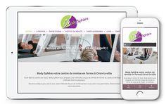 BodySphère fait confiance à l'agence Web4 pour la création de son nouveau site web www.body-sphere.ch en ligne maintenant! Lausanne, Site Web, Body, Father, Health Club, Baby Born, Fishing Line, Simple, Pai