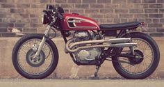 One day... One fine day I will own a cafe racer