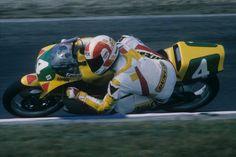 Helmut Bradl 1993  Honda NSR 250