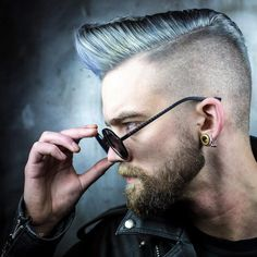 Hipster Hairstyle Men 2018