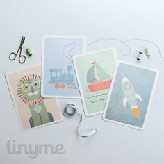 Free Printable Lacing Cards - In The Playroom