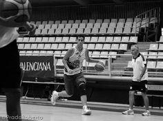 Técnica de bote, Álvaro Gómez-Arrones. 29 de agosto #UA #UniversidadAlicante #Lucentum #UALucentum #LigaEBA #GrupoEA #baloncesto #basket