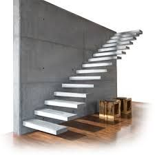 cantilevered concrete stairs - Google Search