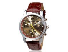 Fashionable Quartz Wrist Watch, $7.80