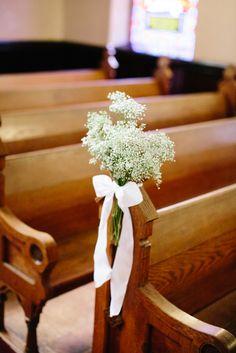 A Classic Country Club Wedding at Farmington Country Club in Charlottesville, Virginia Wedding 2017, Our Wedding, Wedding Ideas, Fairytale Weddings, Real Weddings, Wedding Bells, Wedding Flowers, Pew Ends, Aisle Markers