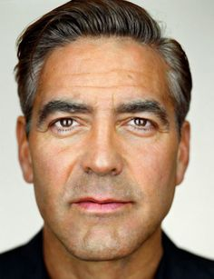 George Clooney smells like soap.