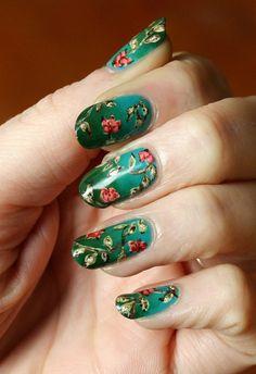 Nail art  | See more at http://www.nailsss.com/colorful-nail-designs/3/