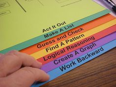 Day 304: Problem Solving Strategies for Math | Flickr - Photo Sharing!