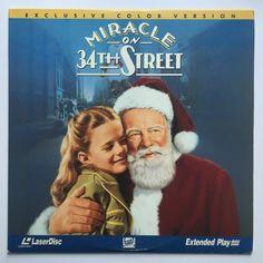 Miracle on 34th Street Laserdisc