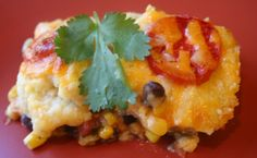 Tamale Pie - Meatless