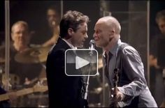 Robert Downey Jr nails a duet with pal Sting (Video) Mcknelly Mcknelly Fischer Music Love, Listening To Music, Live Music, Sounds Good To Me, Billy Joel, Him Band, Robert Downey Jr, Family Love