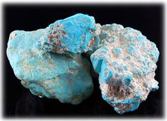 Natural Sleeping Beauty Turquoise - a great new informational page!