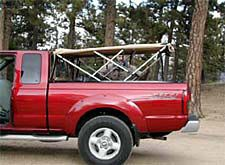 Softopper Retractable Canvas Truck Topper Camper Shell