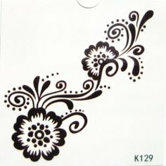 KingHorse Waterproof Temporary Tattoo That Look Real for Women (Exotic Indian Style Magrit Drawing) by KingHorse. $0.75. Fashionable, eye catching designs.. F.D.A, EN71, ASTM or CE approval. Non-toxic.. long lasting for 5~7 days.. Ships from and sold by MicroDeal, MicroDeal® Trademark cleaning cloth around 4.7 Inch, one piece per order.. easily water transfer on and remove by baby oil.. F.D.A, EN71, ASTM or CE approval. Non-toxic.Fashionable, eye catching designs.long lasti...
