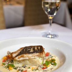 Warm up this #autumn wit our delicious Seafood Chowder  #Edinburgh #restaurant…