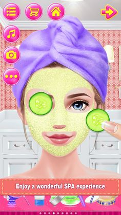 Prom Salon: Party Spa Makeover– Capture d'écran