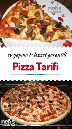 Video lecture How to make pizza at home?- Video lecture How to make pizza at home? kişinin defterindek… Video lecture How to make pizza at home? Pizza Recipes At Home, Chicken Pizza Recipes, Beef Recipes, Fun Easy Recipes, Easy Meals, Delicious Recipes, Italian Chicken Dishes, Wie Macht Man, Favourite Pizza