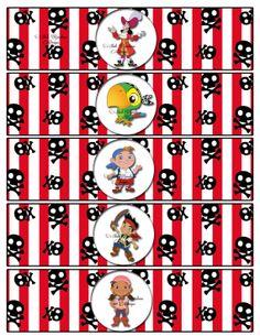 Jake and the Neverland Pirates Printable by ShuliGoodmanDesigns