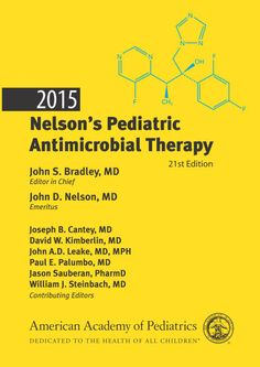Nelson's Pediatric Antimicrobial Therapy, 21st Edition (2015) [PDF] – Free Medical Books