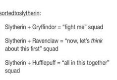 Slytherins always get a bad rap, but here are 20 Tumblr posts we feel on a deeply spiritual level. We Slytherins aren't so bad, yeah?