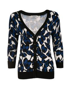 All Over Floral Cardigan