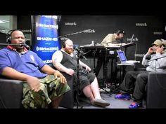 JESSIE SPENCER: Action Bronson and Mayhem Lauren (@MeyhemLauren) Freestyles on #SwayInTheMorning (Video)