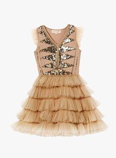 Tutu Du Monde Luminescent Tutu Dress | kids party dress
