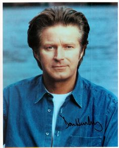 Don Henley----Love all of The Eagles, but anytime Boy's of Summer comes on, I'm instantly transported back in time, to a very fabulous place.  Amazing good music can do that.
