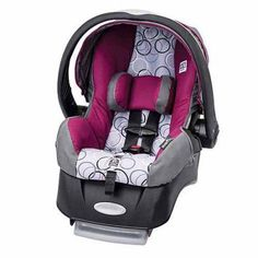 Evenflo Embrace Infant Car Seat, Evangeline