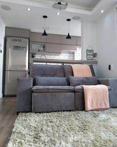 Kitchen Design Open, Balcony Design, Future House, Living Room Designs, Interior Architecture, Decoration, Sweet Home, Lounge, House Design