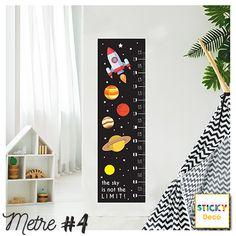 Μέτρο για Παιδικό Δωμάτιο!  Αυτοκόλλητο Αναστημόμετρο σε ροζ χρωματισμό. Έξυπνη πρόταση διακόσμησης του δωματίου σε elegant σχεδιασμό. Συνδυάστε το με αυτοκόλλητα τοίχου σε μαύρο πουά! Toddler Bed, Wall Decor, Decoration, Furniture, Home Decor, Child Bed, Wall Hanging Decor, Decor, Decoration Home