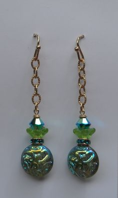 Earring Ideas Designs | ... The Winner of these fabulous earrings will be announced on June 2nd