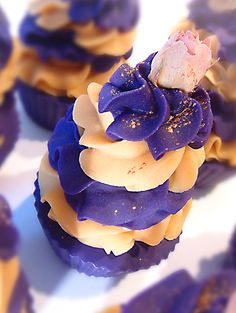 'Aylien' cold process soap cupcakes