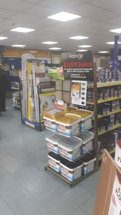 #EASYJoint Stand at MKM Peterlee right by the entrance