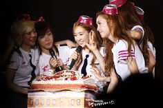 2013年3月9日 2nd Japan Tour」GIRLS&PEACE」in Hiroshima @広島グリーンアリーナHappy 25th Birthday Taeyeon~♡