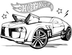 free hot wheels coloring pages to print IMG 47153