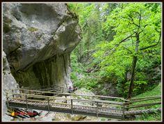Bärenschützklamm, Steiermark, Österreich 30-05-2015