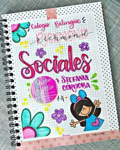 Bullet Journal Month, Bullet Journal Writing, Bullet Journal Ideas Pages, Page Borders Design, Border Design, Lettering Tutorial, Hand Lettering, Decorate Notebook, Letter A Crafts
