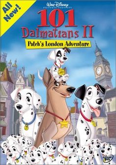 101 Dalmatians II - Patch's London Adventure.