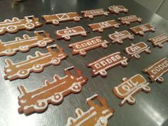 Train Set (Cookie Cutters) by barspin.
