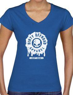 Ladies DOA Tire Logo T-Shirt